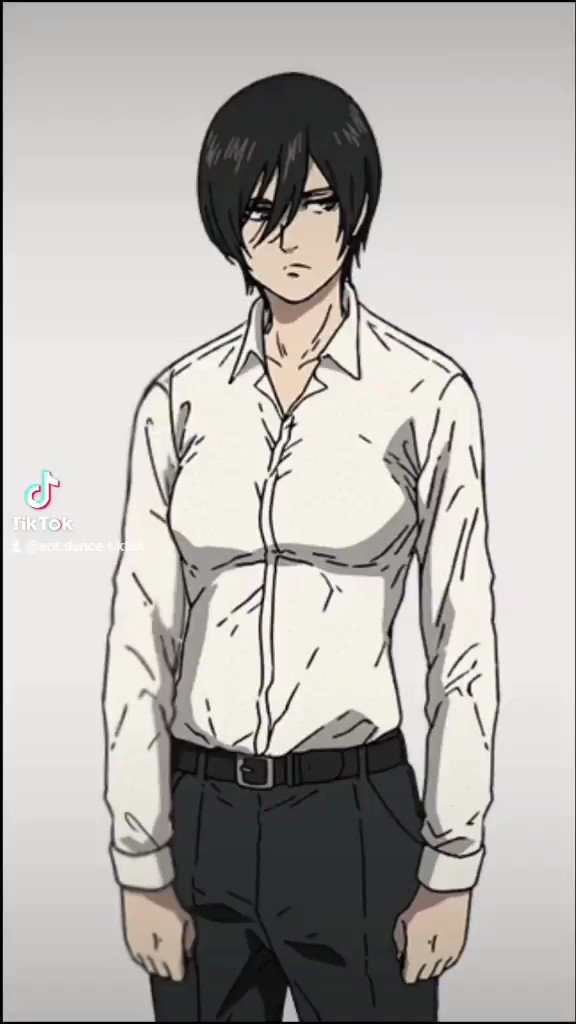 Joget dulu gan 😌🤙🤙  #AoTSeason4NHK #MikasaAckerman