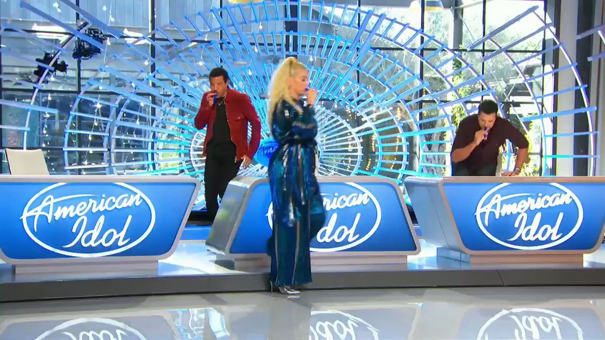 Very important business indeed #AmericanIdol