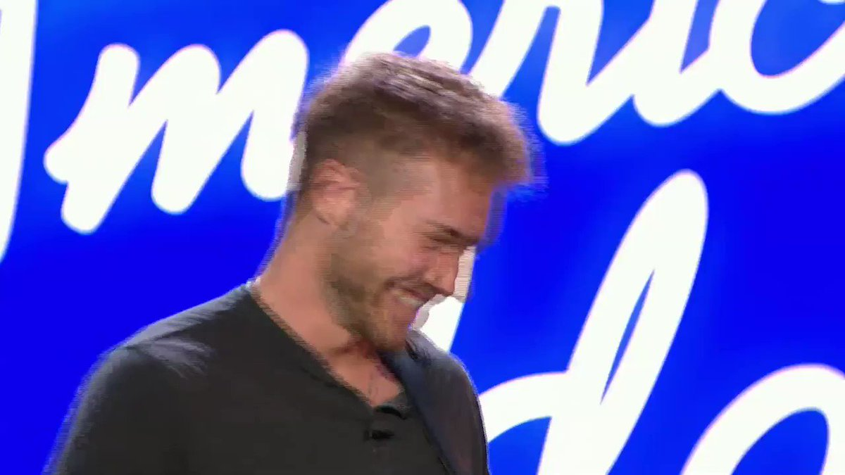Get ready to enjoy the journey, this is just the beginning @hunterjmetts  #AmericanIdol