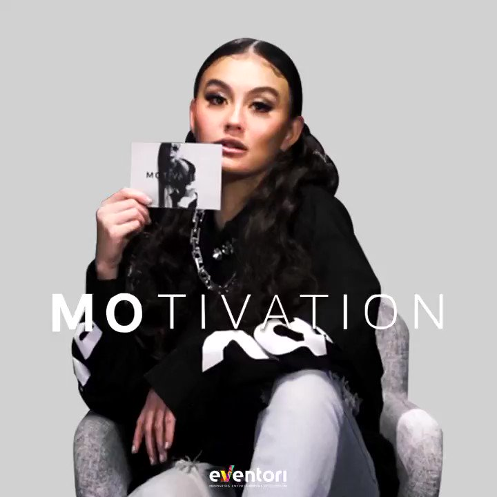 """It's the time when you'll get MOtivated by #MOndayMOtivation  """"Value seorang perempuan adalah value dari perempuan itu sendiri.  Your worth is your worth!""""  @AGNEZMO could speak up about this for hours!"""