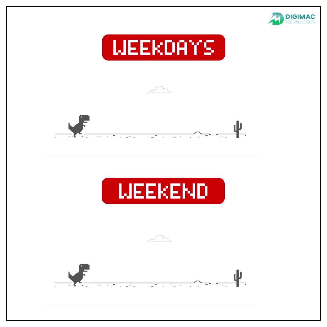 Weekends: The only time we hit a fast-forward button. #weekend #digimactech #business #entrepreneur #holiday #socialmediamarketing #searchengineoptimization #DigitalMarketing