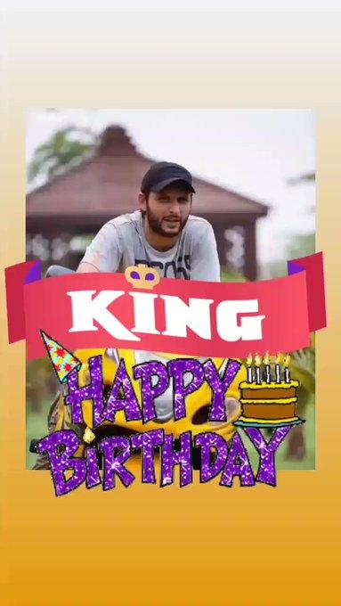 Happy birthday Common love of PAKISTAN......