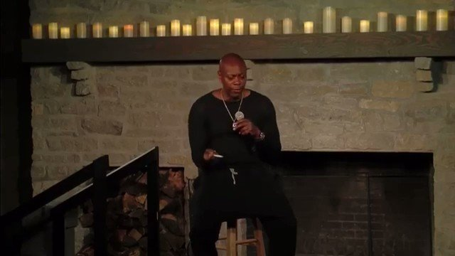 Dave Chappell has something very important to say about Candace Owens
