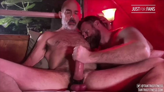 One of my favorite ways to experience male bonding is through mutual masturbation. A hot and intimate