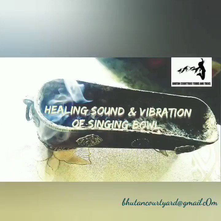 Healing sound of singing bowl😌 #travel #travelguide #MeditationMiracles