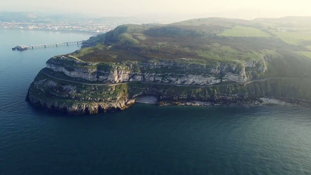 Dydd Gŵyl Dewi Hapus! 🏴  Thinking of the incredible natural beauty of Wales today on #StDavidsDay  #COP26 | #TogetherForOurPlanet