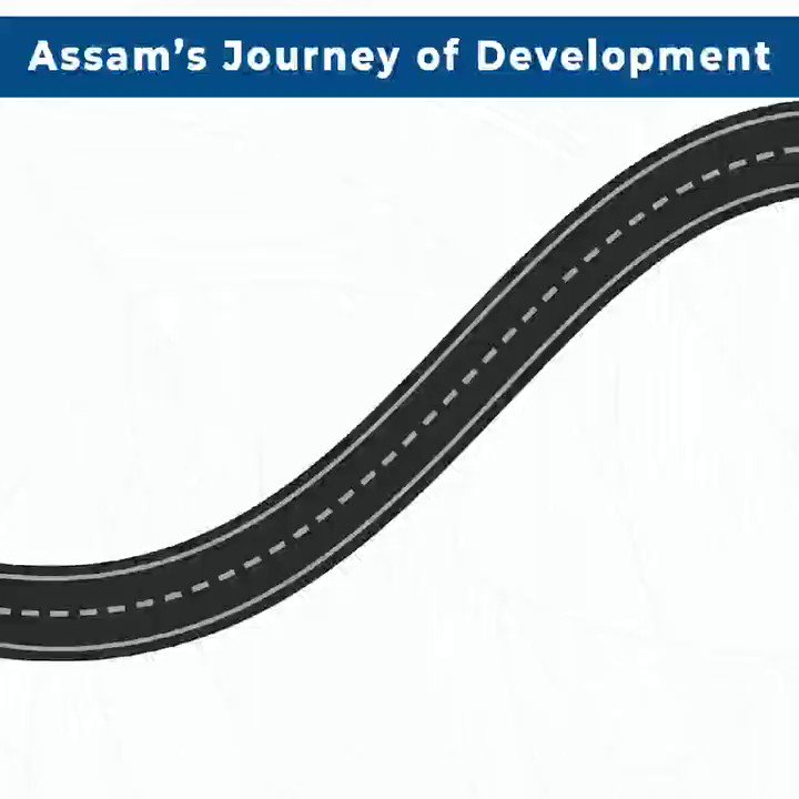 Were committed for the uniform development of Assam. Heres our report card!