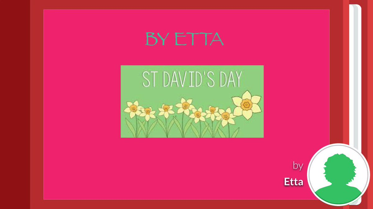 Image for the Tweet beginning: In our special St. David's