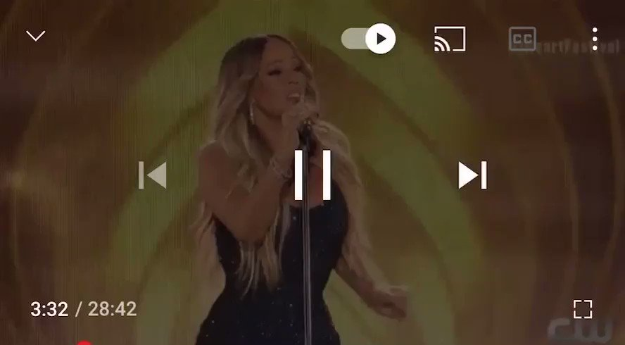 I'd like to take this moment to share my favorite (post EOM) Mariah arrangement. The layering?! The choices?! Get all the way into it.  #MariahCarey #mariah #lambily #vocals #arrangement #mimi #mariahfreakingcarey