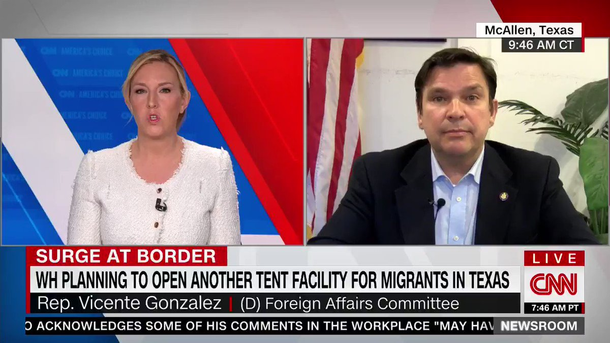 """Dem Rep: Biden's border policies will be """"catastrophic for our party, for our country"""""""