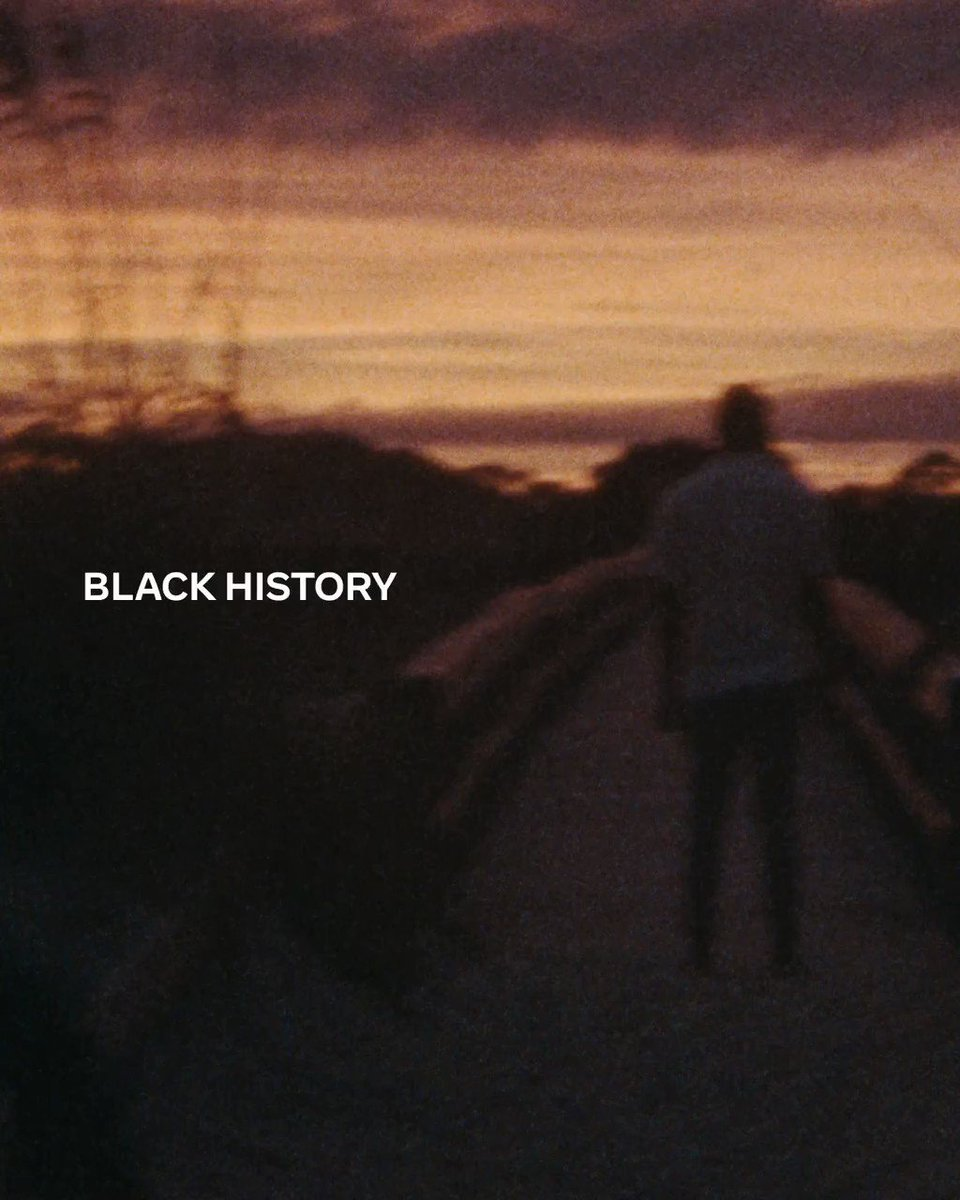 """Black History is timeless. Each day we are living the stories we have been waiting for."" - Bradford Young  This film shares words of people writing Black History across @facebookapp and @instagram every day. Their collective history can't be contained to 28 days of February."