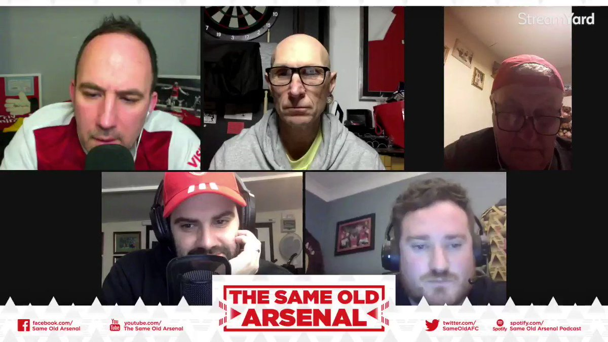 We can all sit here and point out the negatives, But why cant we talk about a positive? A league table drawn up shows Arsenal in 4th place after Christmas. Surley thats an improvement?  #Arsenal #AFC  ⚽️💻🎙️👇  Full Video here: