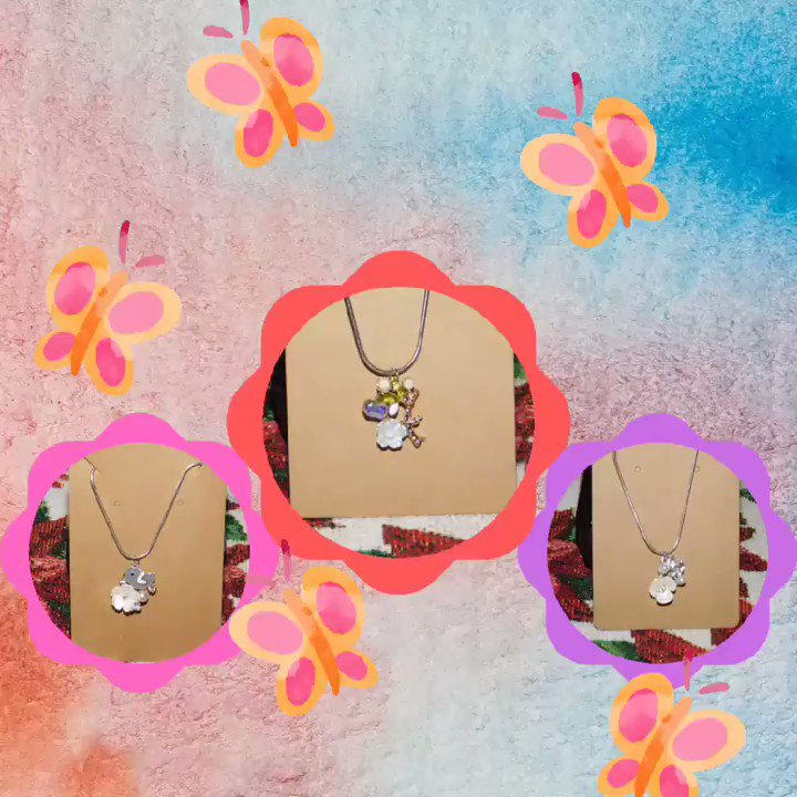 Spring break is right around the corner and what better way to show your love than some of our floral pieces! Check the shop for more designs!   #etsyshop #handmadecrafts #jewlery #handmadejewlery #handmadnecklaces #craftsbywriters #smallbusiness #etsybusiness #floralnecklaces
