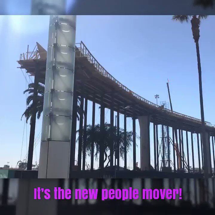 Near #LAX checking out the construction over Century Blvd which is the gateway to Los Angeles International Airport! Estimated completion is sometime in 2023. #HospitalityUnplugged #PeopleMover #Travel #Hotels  #Entrepreneur #LeisureTravel #BusinessTravel