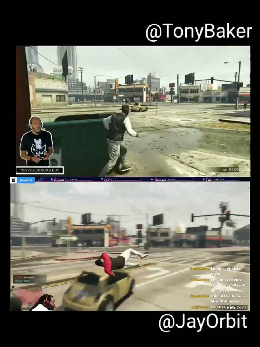 Gaming with the homies #JayOrbit @tonybaker @ShannShoogame  #gaming #gamer #twitch #twitchstreamer #twitchaffiliate #twitchtv #SupportSmallStreams #SupportSmallStreamers #GTAV #PlayStation
