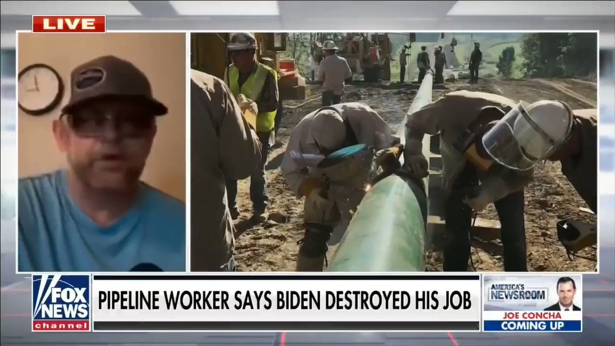 "Laid off Keystone pipeline worker debunks John Kerry's claim on solar jobs: ""a $35 an hour pay cut"""