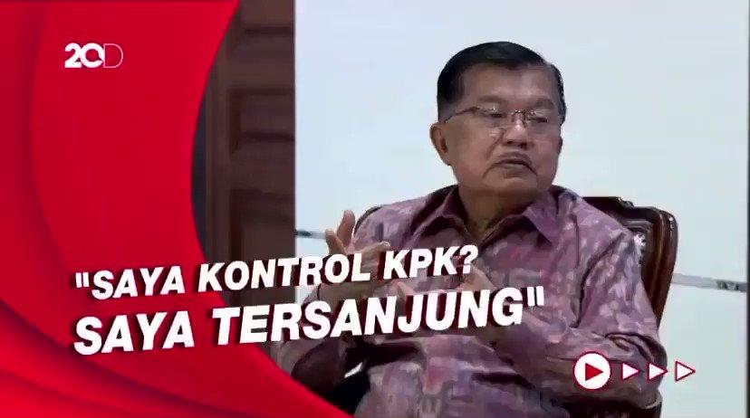 """RJ Lino 5 Tahun Jadi Tersangka, JK: """"KPK tidak mempunyai bukti. Kalau tidak punya bukti, bagaimana bisa dihukum itu orang,""""  JK termasuk yg merekomendasikan Lino utk menjabat Dirut Pelindo yg akhirnya jd tersangka atas dugaan korupsi dg kerugian negara 50M.  Gimana nih @KPK_RI ?"""
