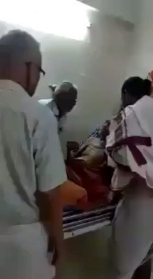 A Vedapathi and religious Brahmin in the ICU and only want to hear the same Vedas, which he has taught to his own disciples… 💖💖🙏 #Christian #GuruRavidasJayanti #MustListen_Satsang #muslim #Bible #GreatestGuru_InTheWorld #SanatanaDharma