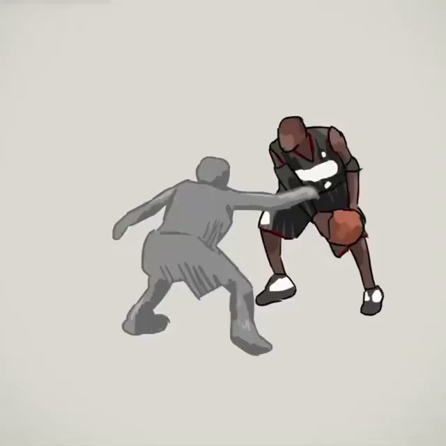 Iverson over Tyronn Lue as an animation is just amazing. 🔥  Via: @TomSWilkinson https://t.co/v83Dzhv4Hr