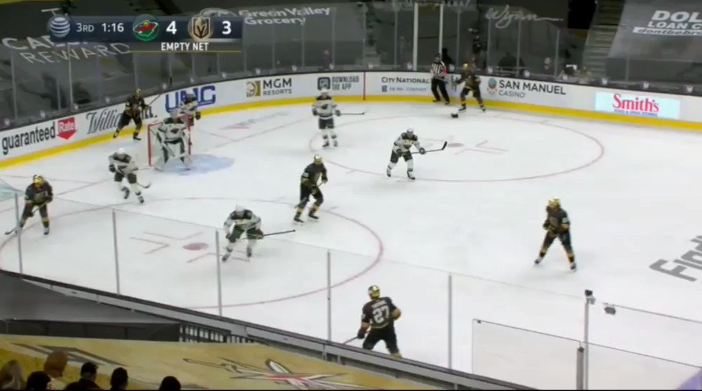 @RussoHockey He just flies by the bench when the puck gets in deep.