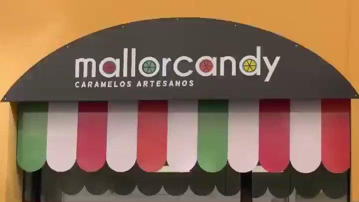 Image for the Tweet beginning: En @mallorcandy no han inventado