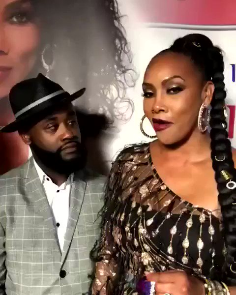 ".....Just because some #actors & #actresses need a reminder to ""pick yourself up"" like sister Vivica A. Fox said! This video never gets old because so many artist need to hear it #motivation #inspiration BTW can't wait til #secretsocietymovie drop 😎"