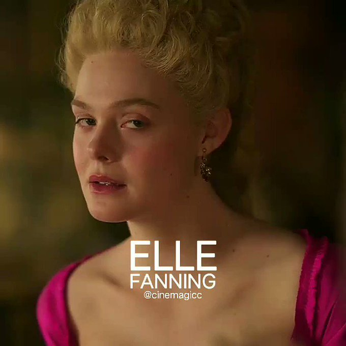 Happy 23rd birthday to elle fanning, one day they\ll see.