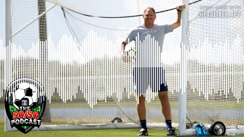 🎙COMING WEDNESDAY: Legendary Coach of @nolansoccer & former U21 #USWNT & @TCUSoccer Asst Coach,, Jay Fitzgerald, joins us for EPISODE 1️⃣2️⃣ - A MUST👂FOR COACHES.   👂Listen | ⌨ Rate | 🔔 Subscribe On all major Podcast Platforms:   #5050Pod #lvsCULTure #AlwaysForward