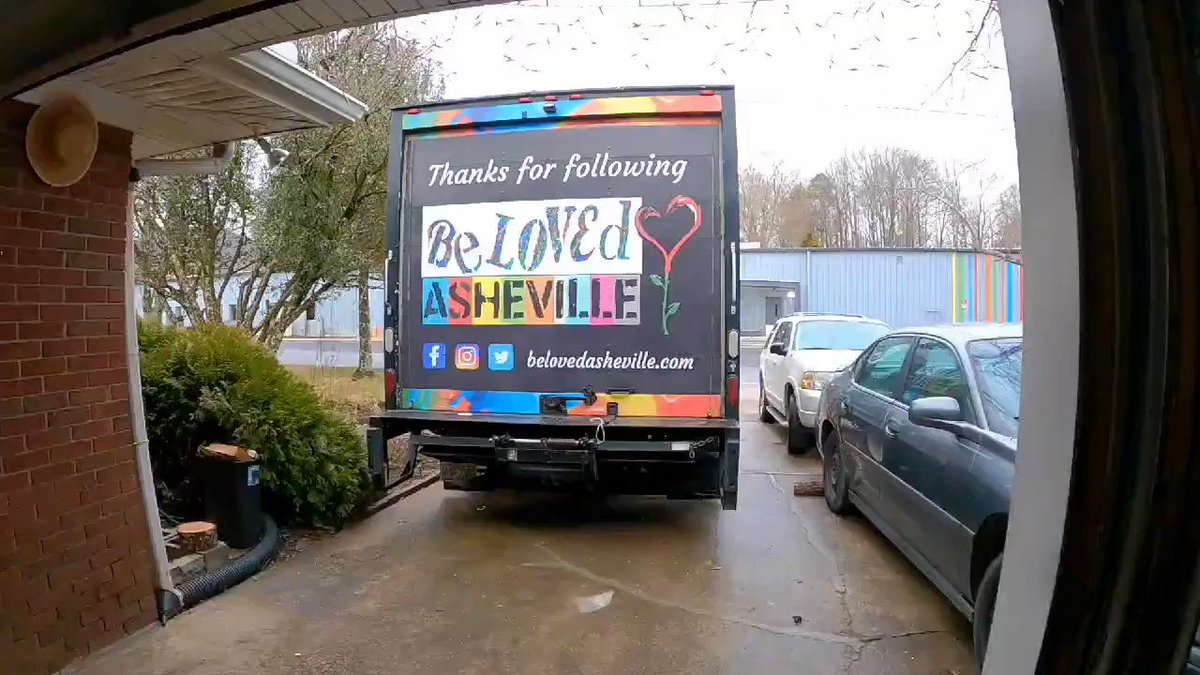 Love for our community continues to drive us in a quick video from the Community Distribution Center in #swannanoa  #tuesdayvibe #tuesdaymotivations #tuesday #asheville #northcaroline #buncombecounty #buncombe