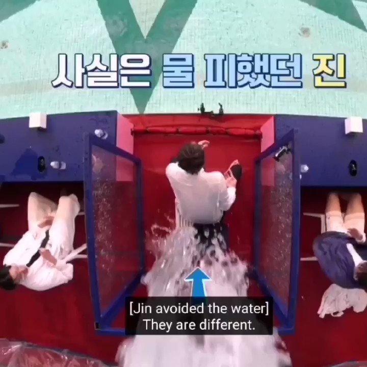 The real maknae and his 3 strict hyungs 🤣  #runbtsep131 #RUNBTS