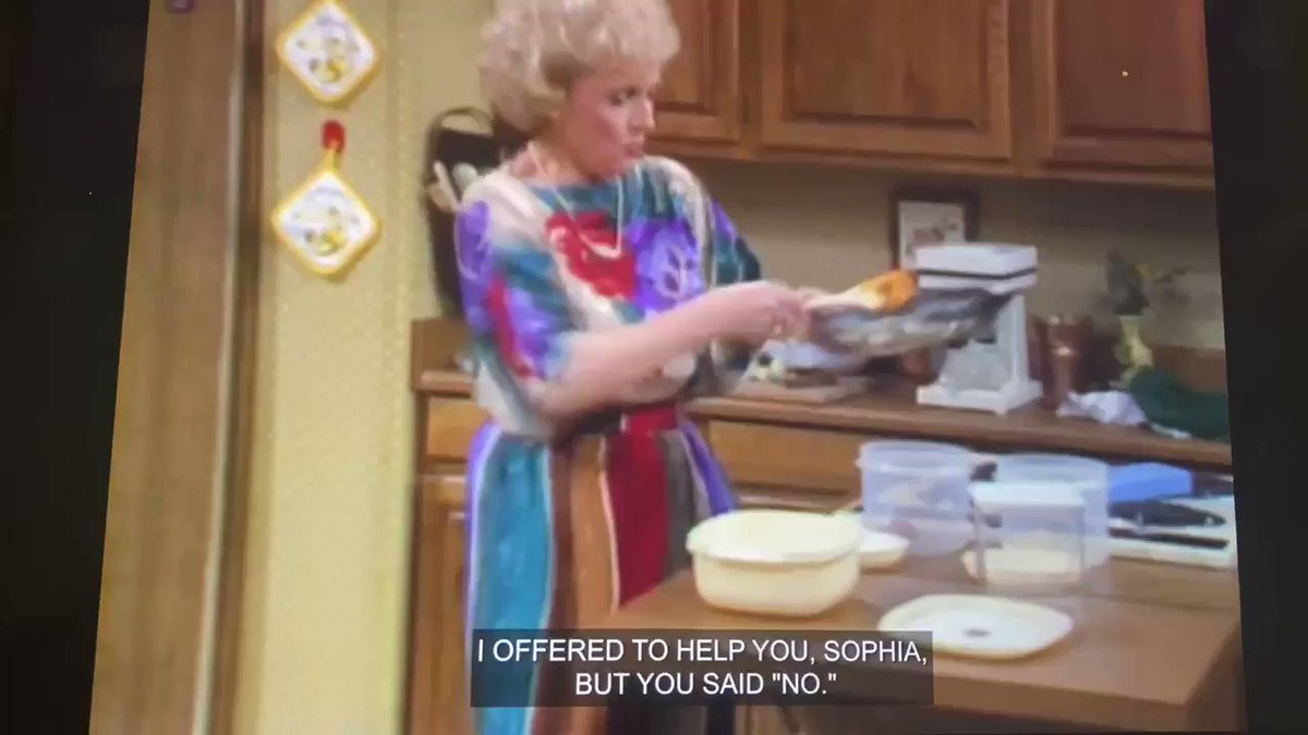 Lindstrom Surprise (S01E10) #goldengirls #bettywhite #stolafstories