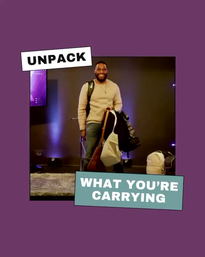 "Are you the common denominator in bad relationships? It may be time to unpack some bags.  For more encouragement, listen to ""Verses: The Bags We Carry""  #Verses #Verzuz #Relationships"