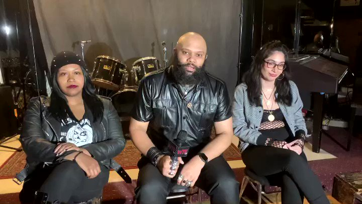 TONIGHT, myself and @goddesofmusic87 have the returning @PlatanoQueen in an all new #WTF TV Live Episode TONIGHT on #Channel 34 at 11pm ET in Manhattan &    PREMIERING ON YOUTUBE HERE:   #WTFTVLIVE #LucySunflower  #wtftv #nyc #harlem