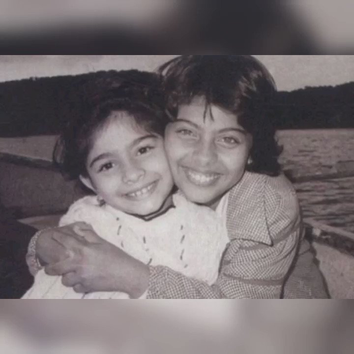 Same to same phir bhi alag. Happy birthday my darling.. wish you one ton of love, luck with a side health and wealth! 😘😘😘😘  @TanishaaMukerji