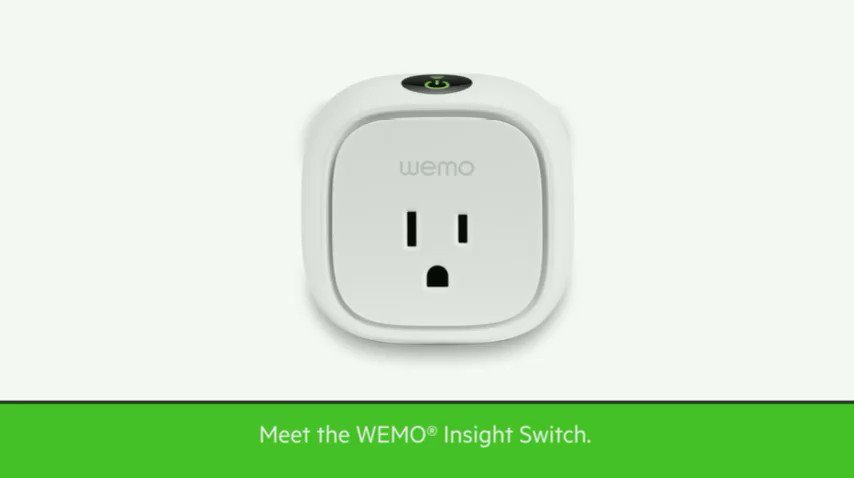 Control your home from anywhere using the free WEMO app. you can turn your devices on and off. Get Here:  Shop in USA online stores and #shopusa will ship to india. #Wemo #MondayMotivation Reach on: