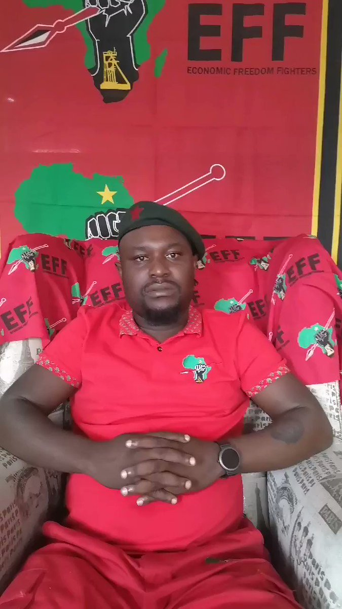 EFF Malawi's birthday message to the CIC as he adds yet another year. #HappyBirthdayCIC https://t.co/uJft5kJWFT