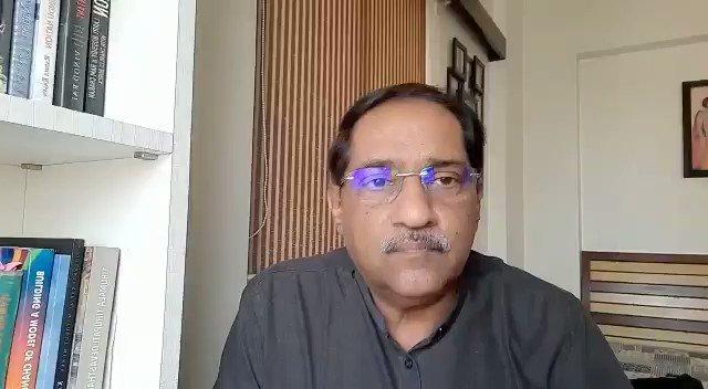 Replying to @RatanSharda55: My short response  to #RahulGandhi's diatribe against  #RSS