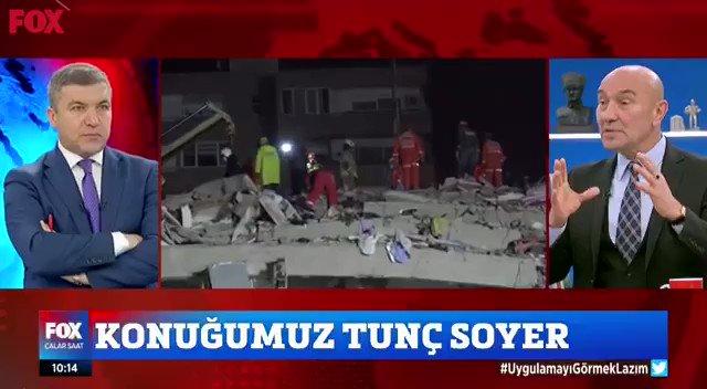 Image for the Tweet beginning: İzmir'imizin deprem yaralarını sarabilmek ve
