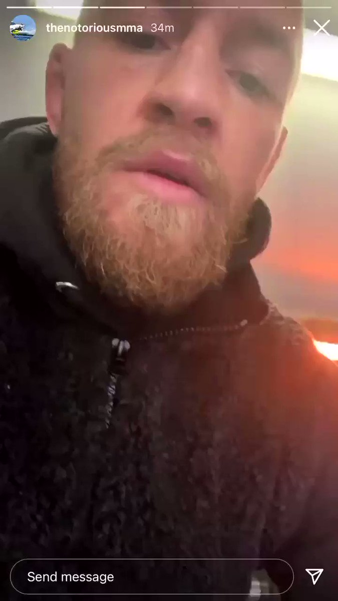 When Conor McGregor wants to tease somebody he just shows his dancing dick und films just the BULGE. I mean. How confident is the man. Omg 😱 #ufc #conormcgregor #mma #boxing #khabibnurmagomedov #mcgregor #proper #thenotoriousmma #mmafighter #fight #conor #bj #bulge #cocky #dom