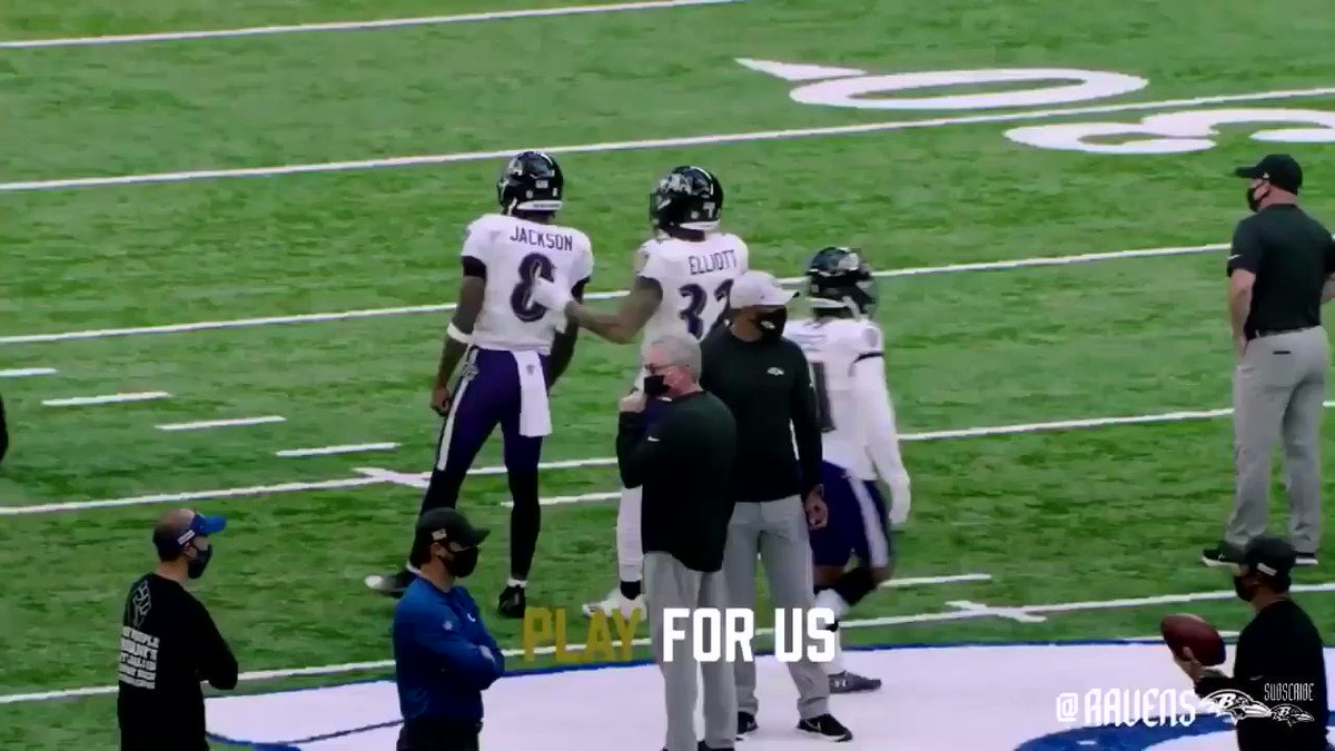 @OfficialShon_4 🤝 @Lj_era8 😈💜 #RavensFlock