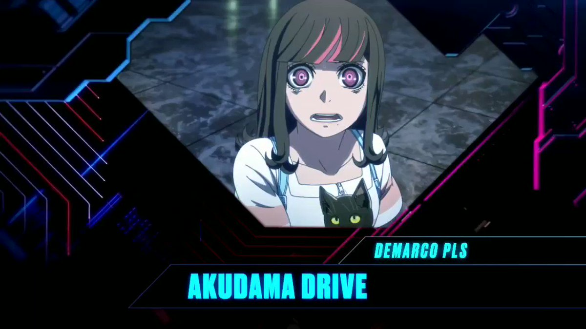 ANOTHER NEW VIDEO! #AkudamaDrive - #Toonami Promo [FANMADE]  THIS SHOW AND DUB IS AMAZING! I couldn't resist making this fan promo! Let's hope it becomes a reality!  YT Link: