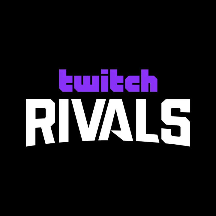 Image for the Tweet beginning: Here we go! My @TwitchRivals