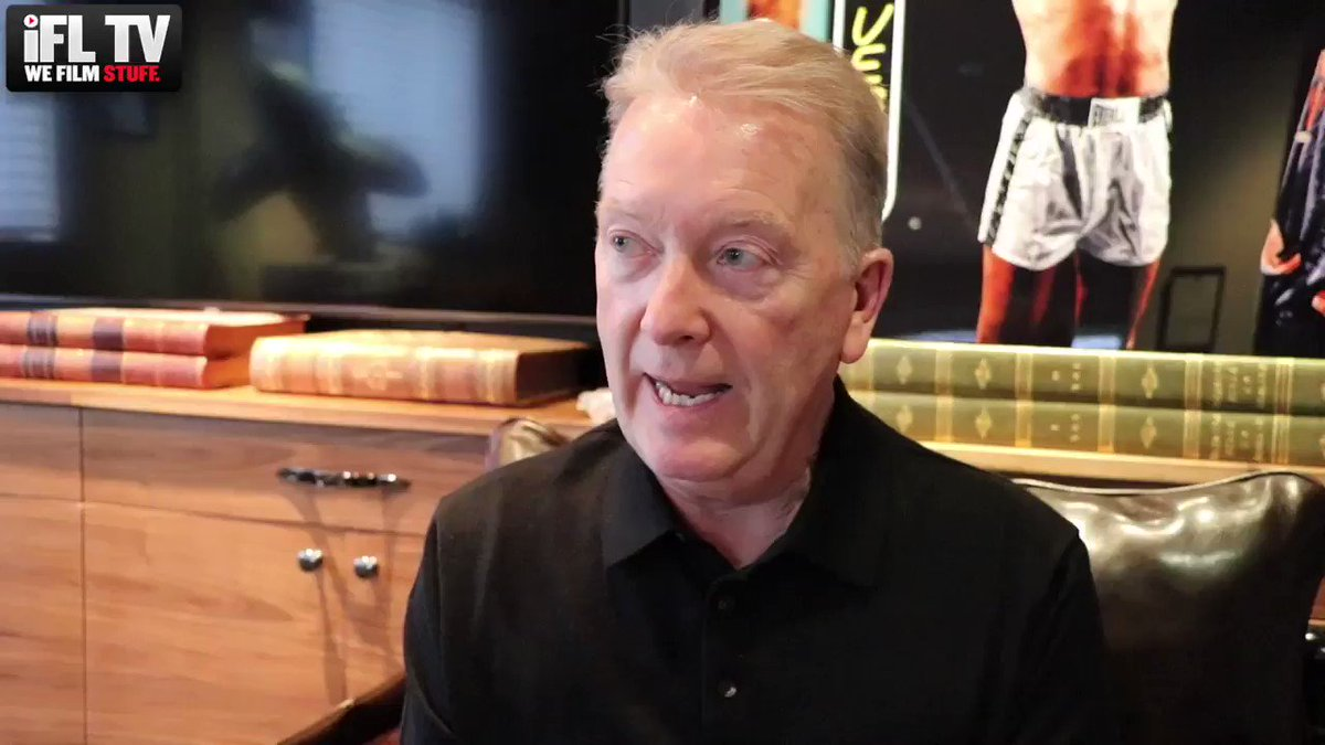'WE JUST NEED TO SORT A VENUE' 🏟   'ALL THE POINTS HAVE BEEN AGREED TO' ✅  @frankwarren_tv & @BobArum both share positive updates regarding @Tyson_Fury v @anthonyjoshua 💥  IT IS VERY CLOSE ‼️  🔗 |  /   🎥 | @Umar_iFL  🥊 | #Boxing
