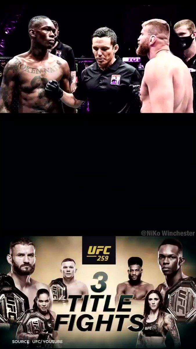 UFC 259 PROMO FIIIIIGGGHHTTT WEEEEEK 🔥🔥🔥🔥  #UFC #ufcfightnight #combat #combatsports #nigeria #lagos #israeladesanya #blachowicz #poland #ufc259 #adesanya  #ko #fight #baston #martialart #boxe #boxing #russia #brasil #brasil🇧🇷 #amandanunes