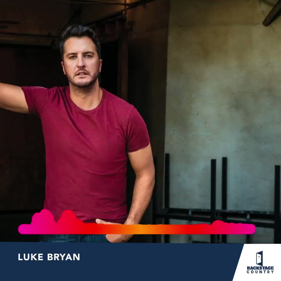 Tune in today and all week as @LukeBryanOnline hosts #BackstageCountry! Here Luke answers a fan question about his first car. 🎶 Find out when and where you can tune into more #BackstageMoments from Luke and #CountryMusic:      #LukeBryan #pickuptruck
