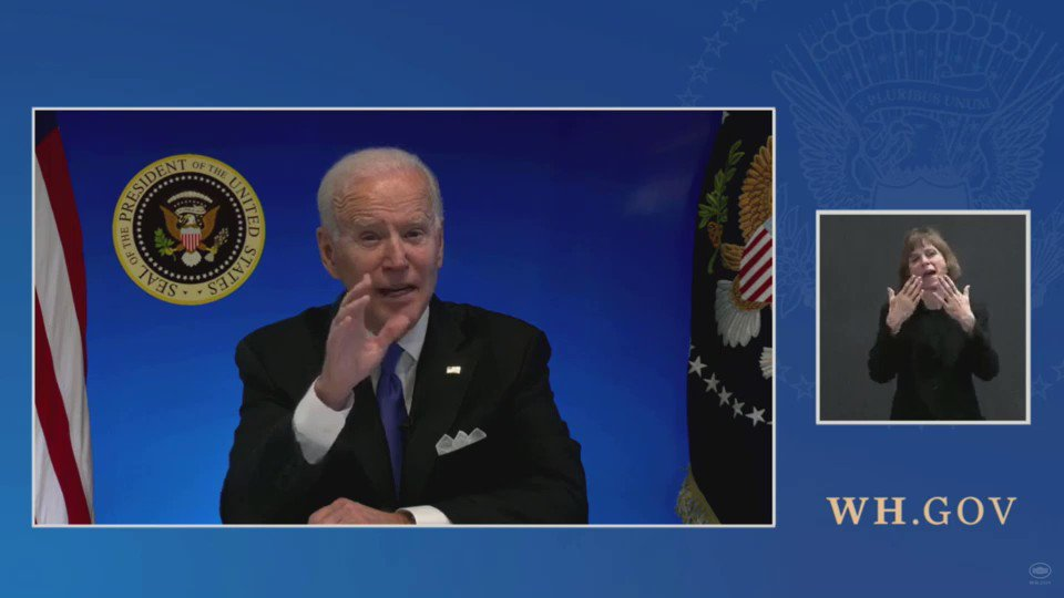 """WTH . .  Joe Biden says: """"I'm happy to take questions if that's what I'm supposed to do, Nance """". .   Wait to see what happens next . .🤔"""