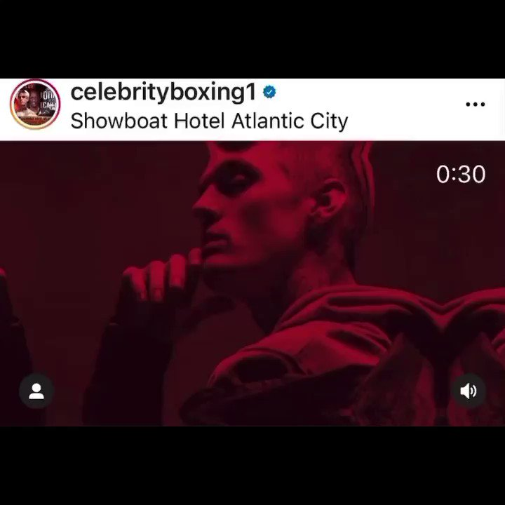 #BOXING🥊 @ShowboatHotel 👈 WHEN: June 12 check @celebrityboxing1  on IG for ticket info  👇👇👇👇👇👇👇 👉@aaroncarter👈          ⭐️ VS  ⭐️       Lamar Odem @RealLamarOdom  ANYTHING IS POSSIBLE