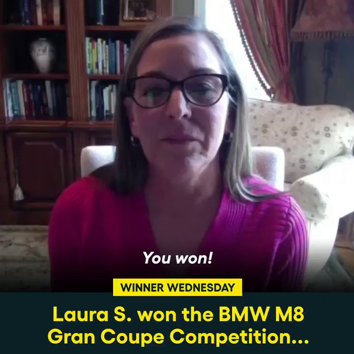 Does watching someone happy cry make you happy cry? See retired nurse Laura S. find out she won & how much was granted to @BGirlVentures!   Find more March winners here:   #omaze #omazecars #omazewinners #winnerwednesday