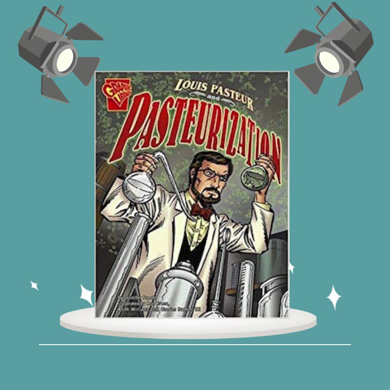 In the early 1880s, people did not understand why food spoiled. Louis Pasteur discovered why. Visit the Curriculum Matrix to see #lessonplans to pair with this #agliteracy book!  #agclassroom #literacy #science #pasteurization #LouisPasteur   https://t.co/zPF7URupVP https://t.co/G2penuk56j