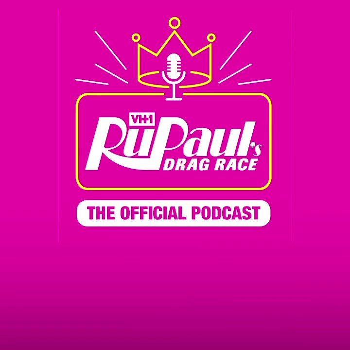 They're holding out for a shero! ✨   @alecmapa and @thequeenpri break down every super-powered stunt from last week's #DragRace and #DragRaceUK as the new hosts of The Official RuPaul's Drag Race Podcast, now streaming on all major platforms! 👑